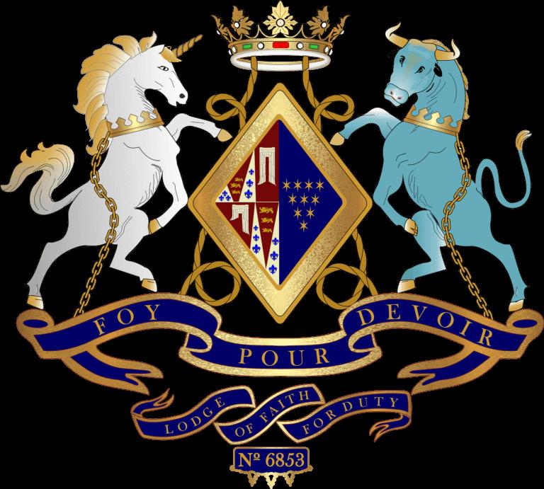Faith for duty, freemason, lodge, london